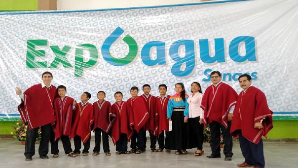 Escolares ganan concurso sobre cuidado del agua