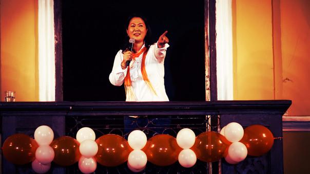 Keiko Fujimori perdió la segunda vuelta en las elecciones de 2011 y 2016.