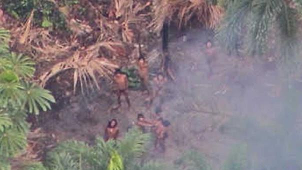 Grupos indígenas en aislamiento