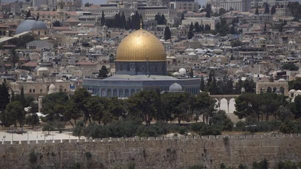 Jerusalén, reconocida por EEUU como capital de Israel
