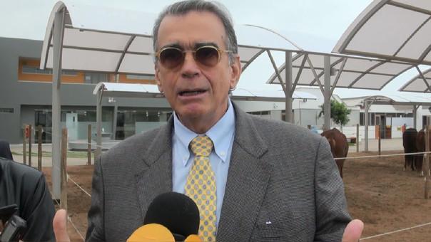 El ministro de la Producción, Pedro Olaechea, estimó que la industria alimentaria crecería 5% en el 2017.