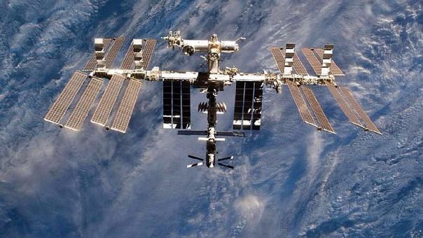 La Estación Espacial Internacional se encuentra en la órbita terrestre desde 1998.