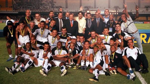 Corinthians fue el campeón de la primera edición del Mundial de Clubes.