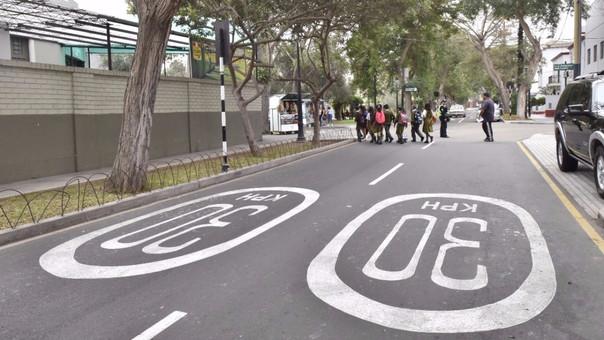 San Isidro inicia fiscalización electrónica de velocidad