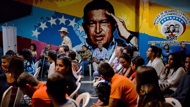 VENEZUELA-CRISIS-ECONOMY-FATHERLANDS CARD