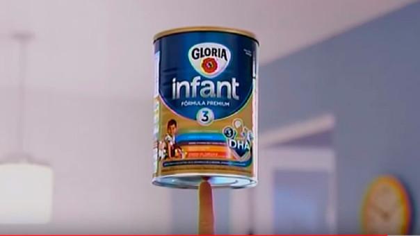 Digesa solicitó a empresa Gloria retirar sachet de producto lácteo del mercado