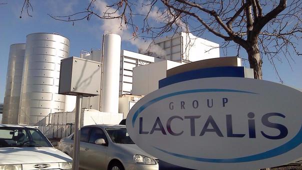 Lactalis es la mayor productora de lácteos en el mundo.