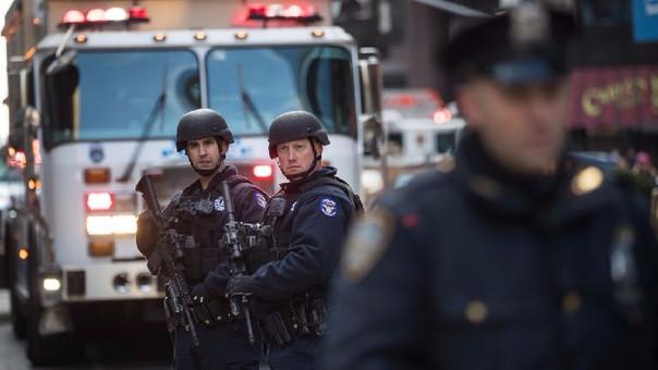 Identificaron al autor del atentado de Nueva York