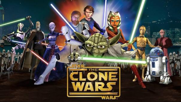 Resultado de imagen para Star Wars: The Clone Wars