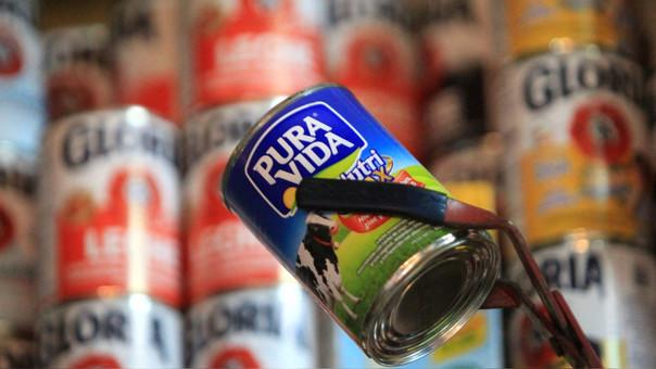 Ambas empresas fueron sancionadas por infringir el derecho de información de los consumidores al no consignar en sus etiquetas el nombre verdadero de sus productos lácteos.