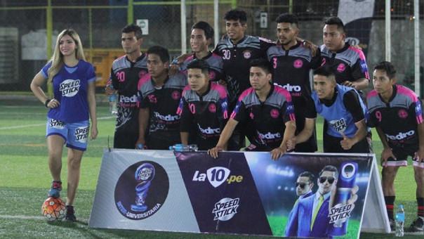Copa Inter Universitaria Speed Stick