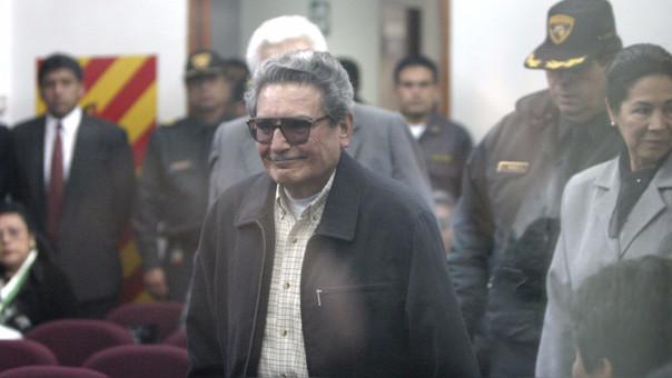 El cabecilla de Sendero Luminoso le faltó el respeto a la procuradora antidrogas, Sonia Medina.