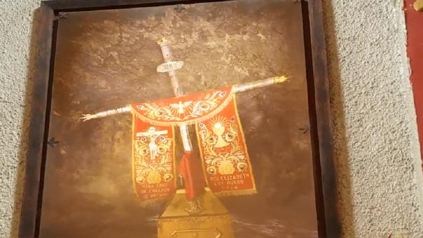 Cruz de Motupe al encuentro con el papa Francisco