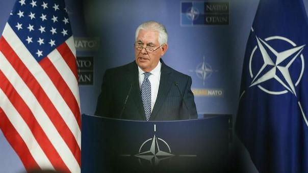 Tillerson: EEUU quiere dialogar con Corea del Norte