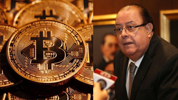 Julio Velarde, presidente del BCR, expresó su desconfianza sobre el bitcoin, la criptomoneda más famosa del mundo.