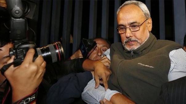 Hace un año, Manuel Burga fue detenido para ser extraditado a Estados Unidos a pedido del Tribunal Distrital de Nueva York.