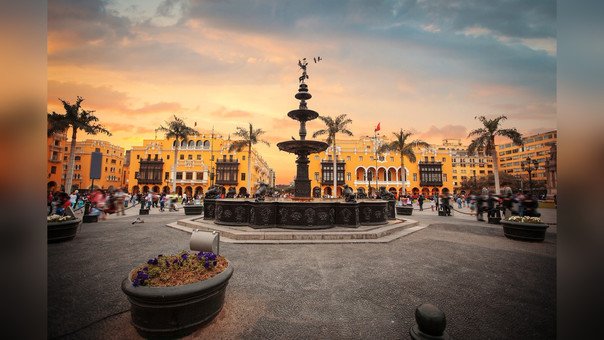 Perú Al Bicentenairo