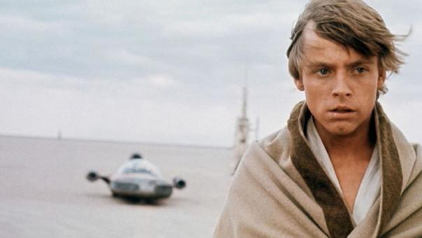 Luke iba ser mujer según los primeros guiones