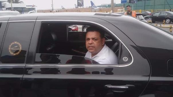 El conductor de televisión Andrés Hurtado regresó a Perú luego de su detención en el aeropuerto internacional Simón Bolívar de Maiquetía en Venezuela.