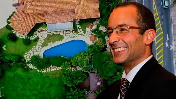 La mansión de Odebrecht tiene 3,000 m2 y está ubicada en uno de los barrios más acaudalados de Sao Paulo.