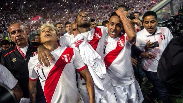 La Selección Peruana no ha perdido ningún partido en el 2017.