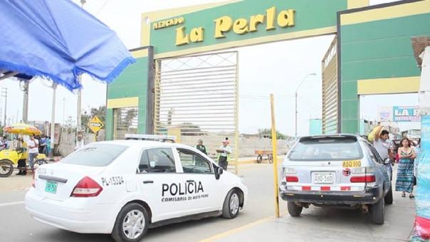 Momentos de tensión se vivieron el mercado La Perla tras asalto