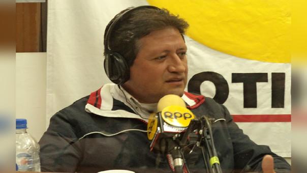 Manuel Becerra recalcó que sus declaraciones son a título personal