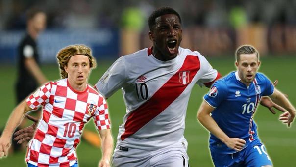 Peru Enfrentara A Croacia E Islandia Todo Lo Que Debes Saber Sobre