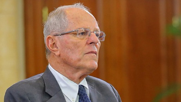PPK recurre al Poder Judicial para paralizar proceso de vacancia presidencial