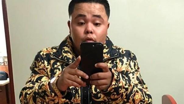 El joven mostraba en Instagram sus días consumiendo alcohol e incluso drogas.
