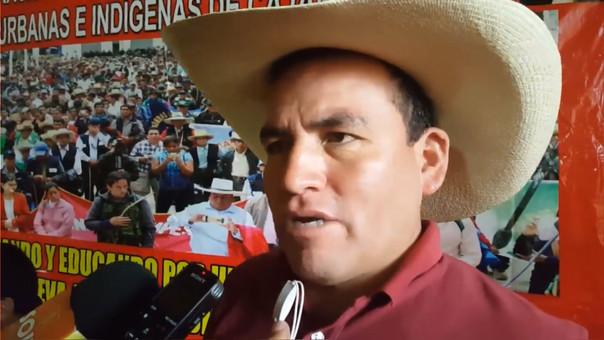 La protesta contra el proyecto minero Michiquillay será el mismo día en que Proinversión realizará abrirá los sobres de los posteres para la concesión