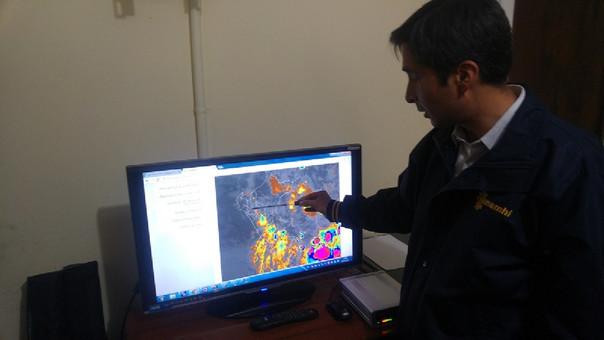 Lluvias continuarán en Cajamarca