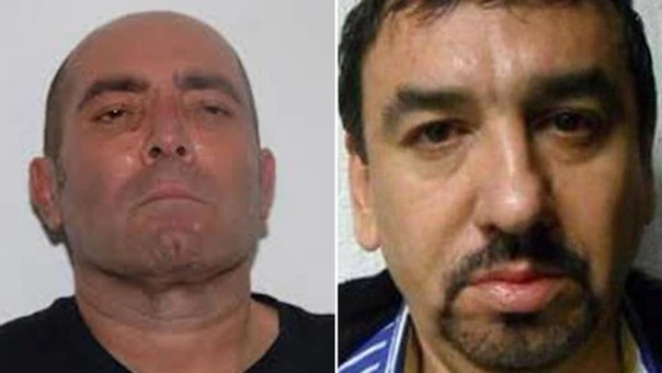 Mario Ramírez Treviño y Víctor Manuel Félix Félix