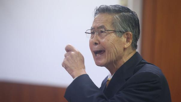 ATENCIÓN: Fujimori solicita la conmutación de su pena
