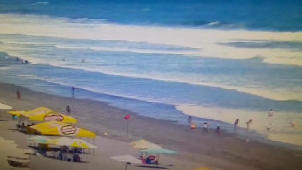 Tercera playa de Mollendo la más contaminada por aguas residuales