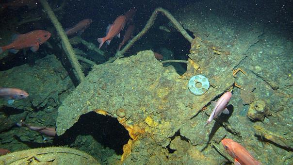 Encuentra submarino desaparecido hace 103 años