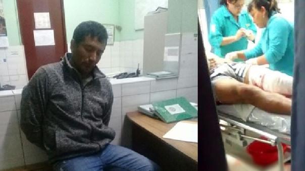 Henry Pastor Mendoza se encuentra detenido en la Segunda Comisaría de Cajamarca a la espera que se decida su situación legal