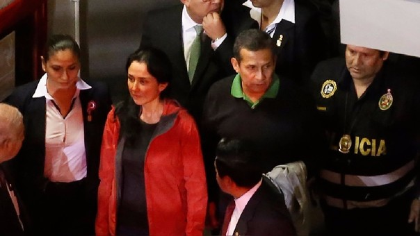 Ollanta Humala y Nadine Heredia pasarán Navidad con sus tres hijos