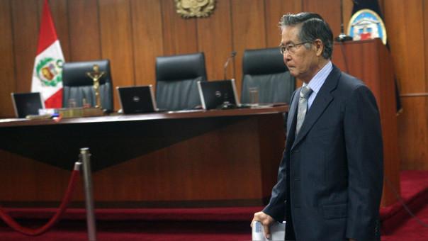Alberto Fujimori fue presidente entre 1990 y 2000.