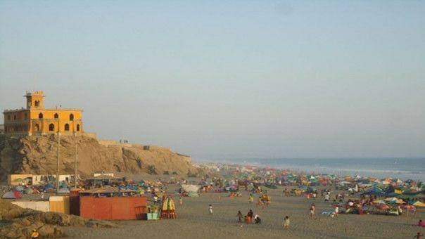 Playa Mollendo Islay