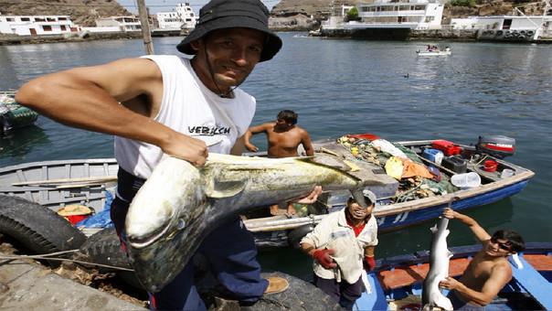 De acuerdo con el INEI, el 51% de los pescadores artesanales se concentran en los puertos de Piura, Ica y Ancash.