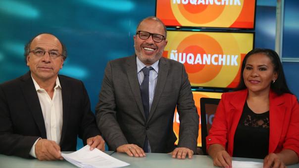 Bajo la dirección de Coya, se realizó el primer noticiero en quechua.