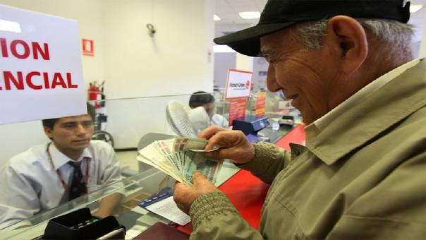 Los pensionistas de pago a domicilio, recibirán la bonificación junto con su pensión en el mes de enero.