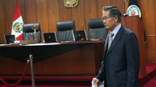 CIDH rechaza el indulto a Fujimori: Perú faltó a sus obligaciones internacionales