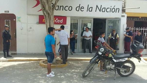 institución bancaria