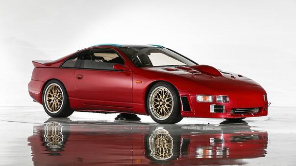 Este modelo de la marca japonesa de autos fue producido entre 1983 y 2000.
