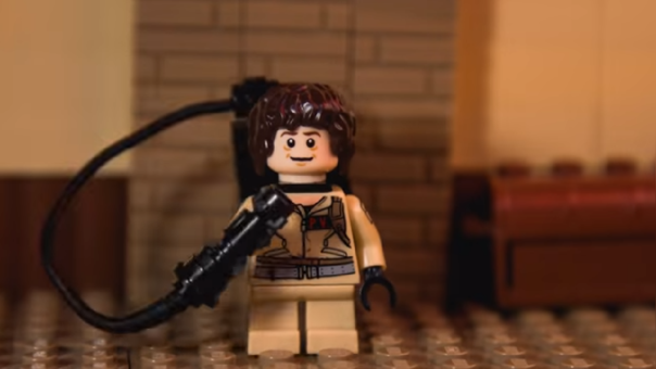 Stranger Things 2 versión lego