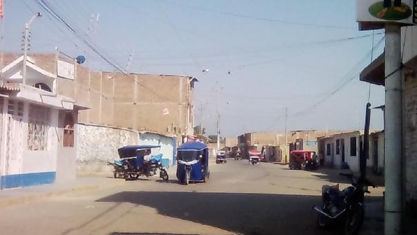 Calle Progrso en Íllimo