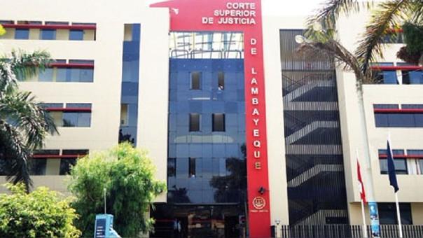 Corte Superior de Justicia de Lambayeque