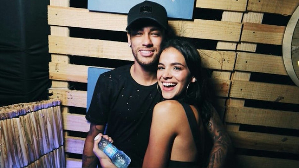 Neymar y Bruna Marquezine se conocen desde hace 4 años.